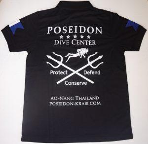 Polo back Poseidon T-Shirt