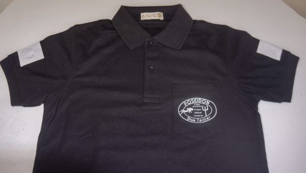Polo front Detail