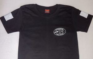 Poseidon Polo Shirt front Detail