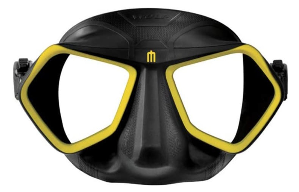 Omer Wolf Freediving Mask