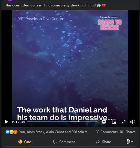 Ocean Rescue Team Daniel Sasse
