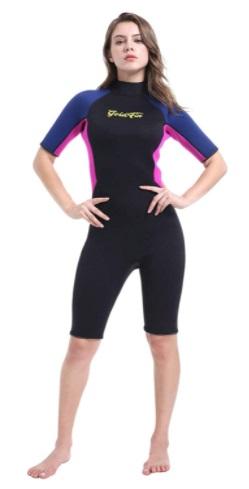 GoldFin Shorty Wetsuit Women 3mm