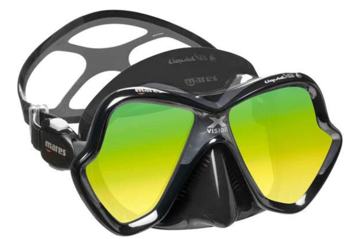 Mares x Vision Mask