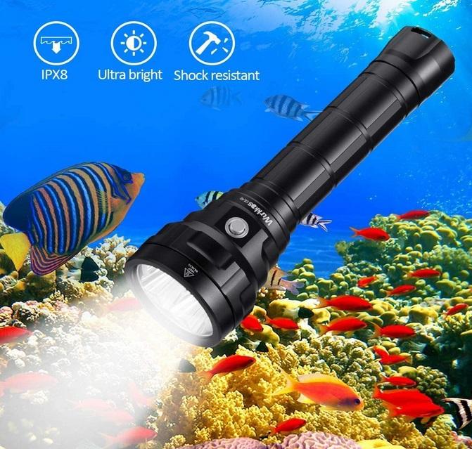 Wurkkos Dive Flashlight