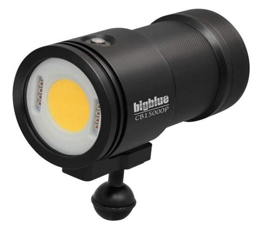 Bigblue CB15000P underwater video light