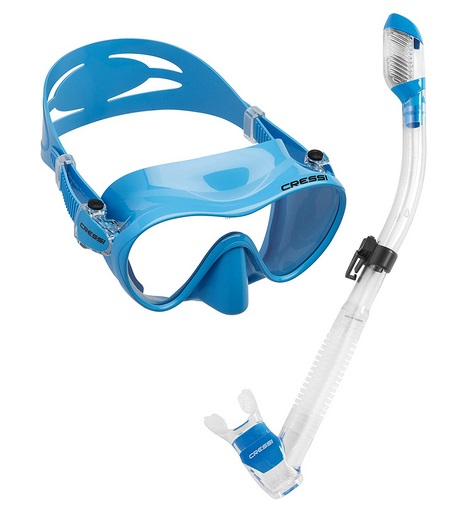 Cressi-Mask-and-Snorkel-Set-with-Dry-Snorkel-and-frameless-Mask