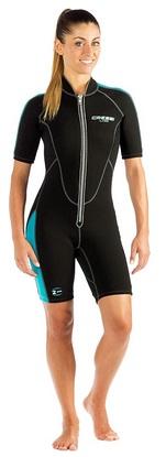 Cressi-Women-shorty-wetsuit-2mm