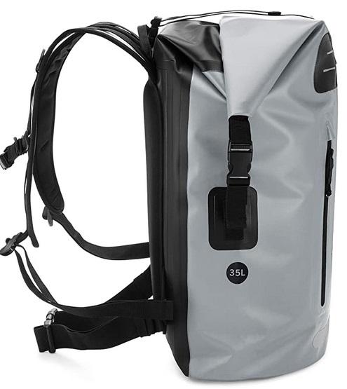 Earth-Pak-Waterproof-Backpack Trockentaschen und Rucksäcke