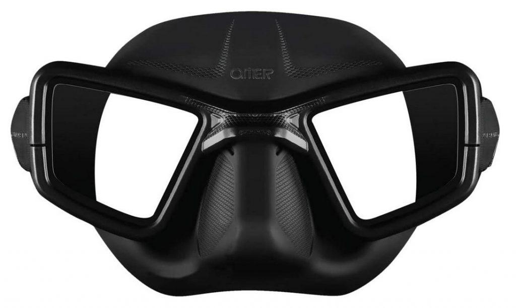 Omer UP-M1 freediving mask