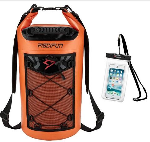 Piscifun-Waterproof-Dry-Bag-Backpack-5L-10L-20L-30L-40L