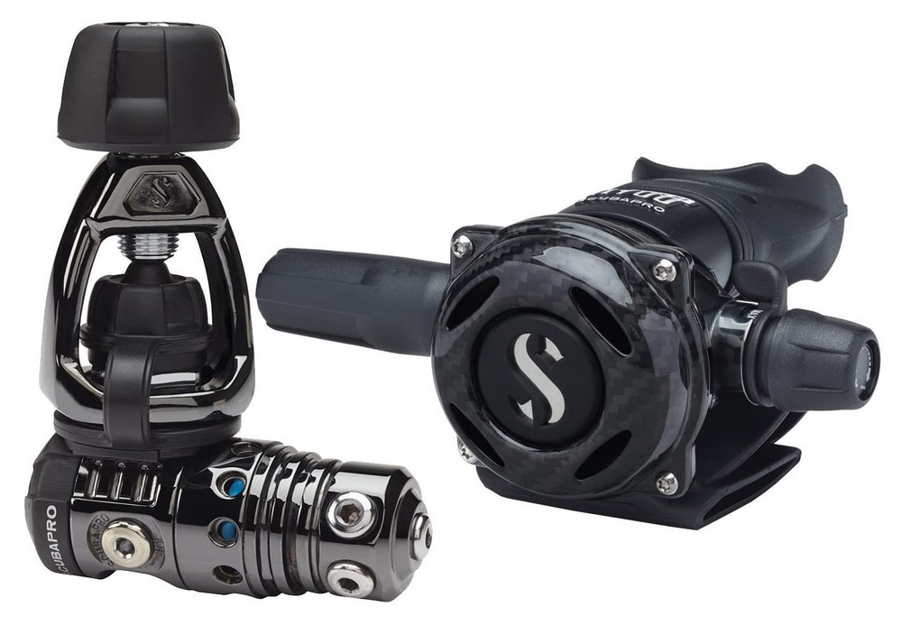 SCUBAPRO MK25 EVO-A700 Black Tech Scuba Regulator