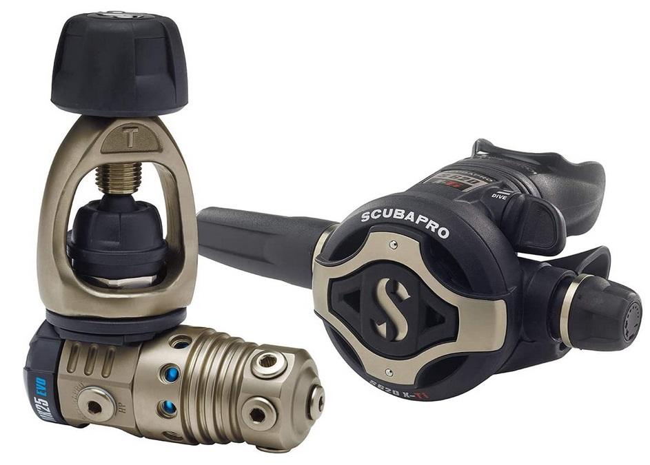 SCUBAPRO-MK25-EVO-A700-Titanium-Scuba-Regulator