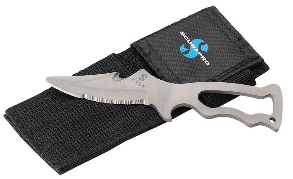 SCUBAPRO X Cutter Tauchermesser