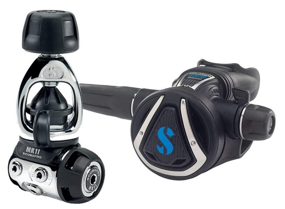 Scubapro-MK11-C370-Dive-Regulator