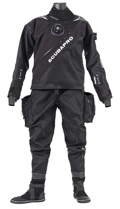 Scubapro-Dry suit