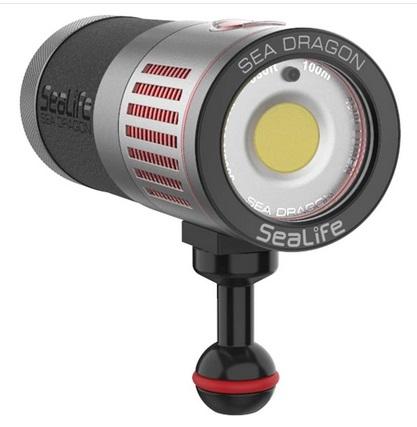SeaLife Sea Dragon 4500 Auto underwater video light