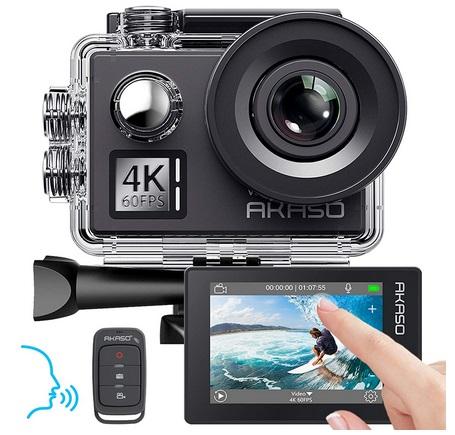 Akaso unterwasserkamera V50 Elite mit 8X Zoom