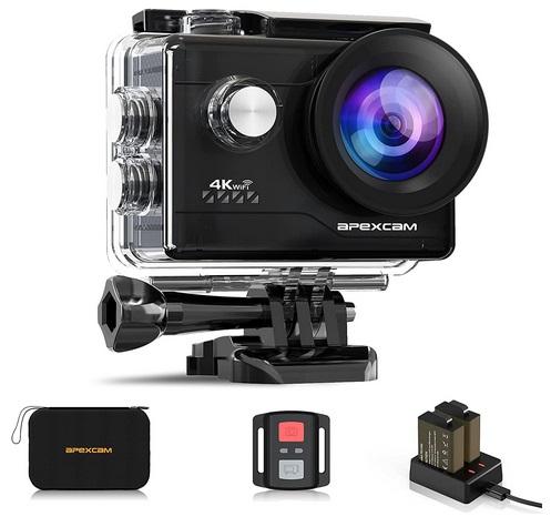 Apexcam 4K Action cam