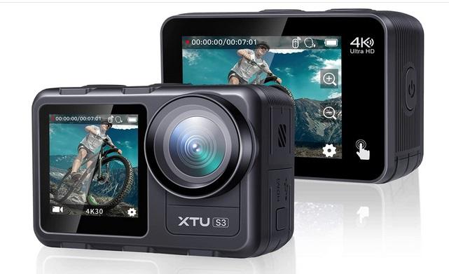 XTU 4K30FPS WiFi Action Camera