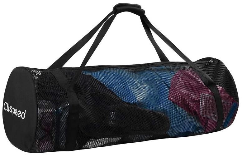 CLISPEED Mesh Duffle Bag