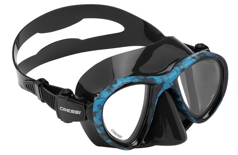 Cressi Metris 2 lens Scuba Diving Mask