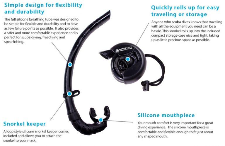 Flexible Snorkel 1