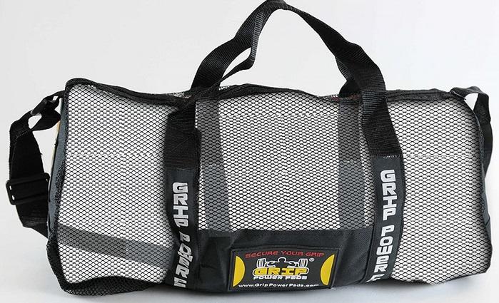 Grip Power Pads Mesh Gear Bag