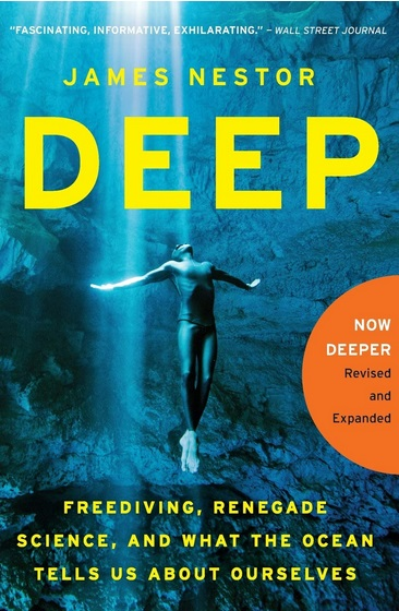 James Nestor Deep freediving