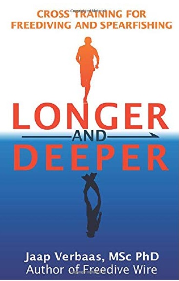 Longer and Deeper cross training for freediving and spearfishing