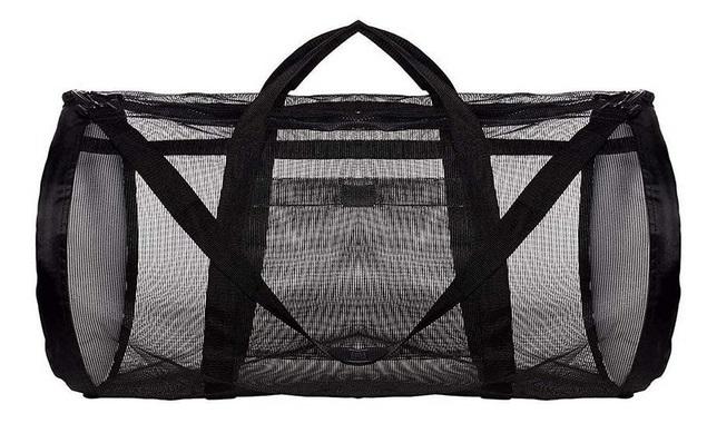 MANTFX Netztasche Mesh Duffle Bag