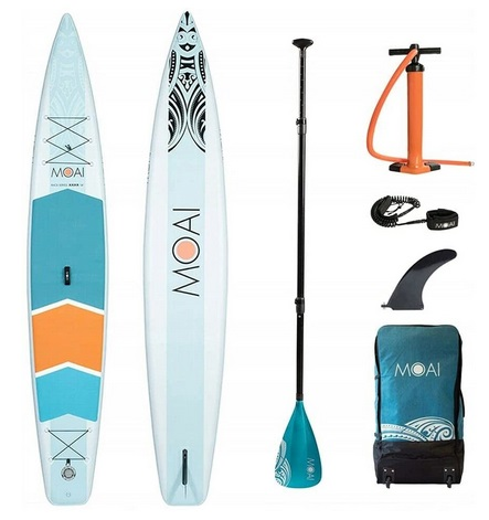 MOAI 14 Race SUP Stand Up Paddle Board