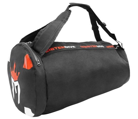 Meister Mesh Duffel Backpack