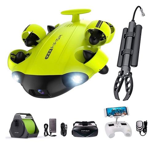 QYSEA FIFISH V6s Underwater Drone