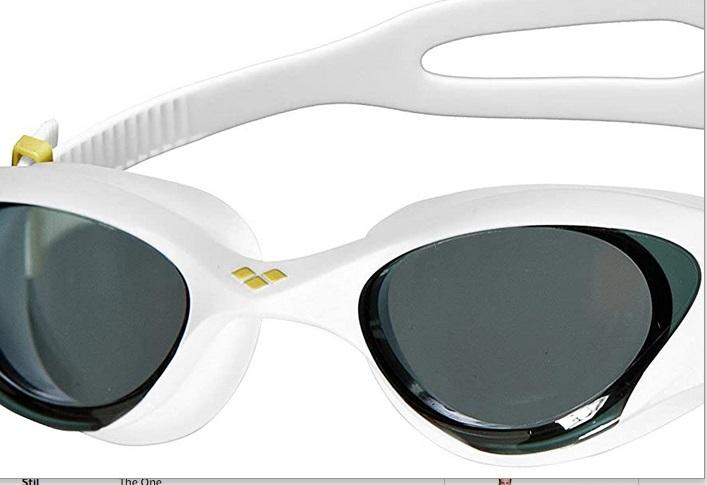 Schwimmbrille Gläser