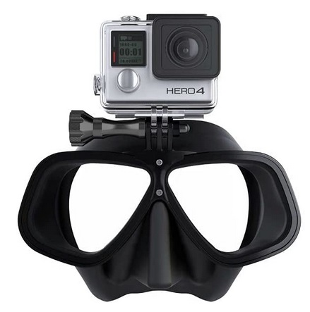 Snorkeling Mask with Mount for Gopro