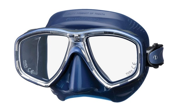 Tusa Scuab Diving and Snorkeling Mask Freedom
