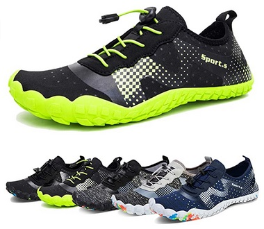 Swimming Shoes for Men Barefoot Quick-Dry Aqua Sock