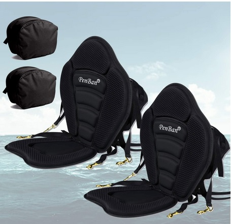 iSUP penban Deluxe Padded Kayak Seat