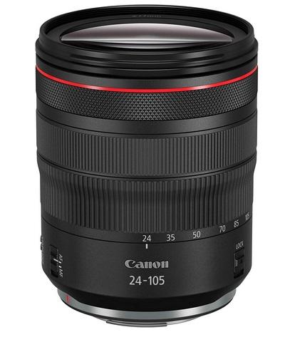 Canon Zoomobjektiv RF 24-105mm F4L IS USM für EOS R