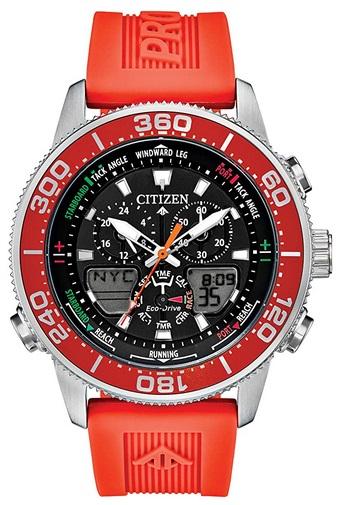 Citizen Eco-Drive Promaster Sailhawk Quartz Men's Watch Dive Watch