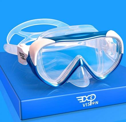 EXP VISION Kids Diving Mask