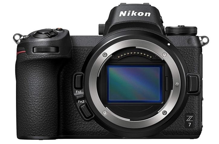 Nikon Z 7 Spiegellose Vollformat-Kamera