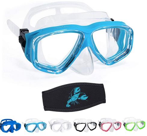 OMGear Kids Diving snorkeling Mask