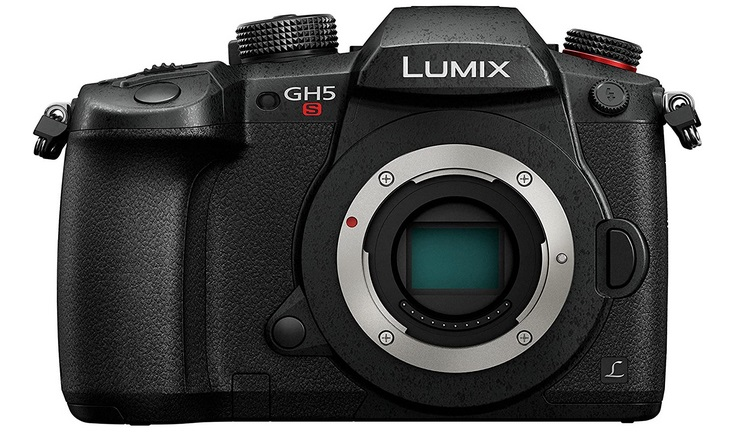 Panasonic Lumix DC-GH5S Systemkamera