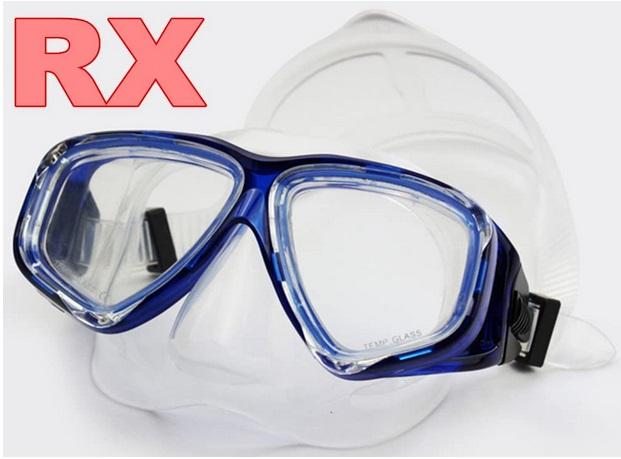 RX Sehstärke Kinder Tauchmaske