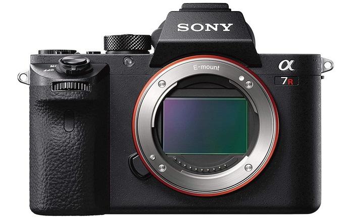 Sony Alpha 7 R II Spiegellose Vollformat-Kamera Systemkamera