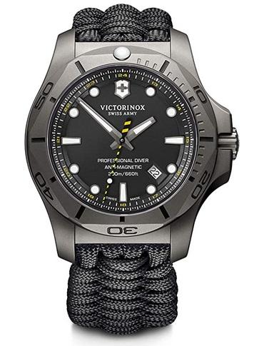 Victorinox Herren I.N.O.X. Professional Diver Titanium - Swiss Made