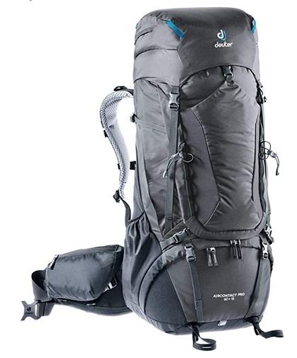 Deuter Aircontact Pro 60+15 Trekkingrucksack outdoor tourenrucksack
