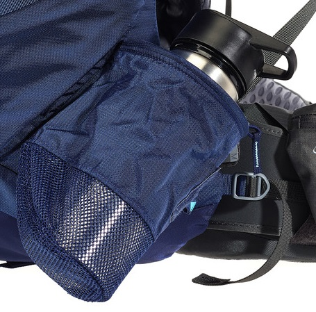 Flaschenhalterung Netztasche Rucksack