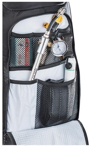 Innenaufteilung taschen outdoor tourenrucksack